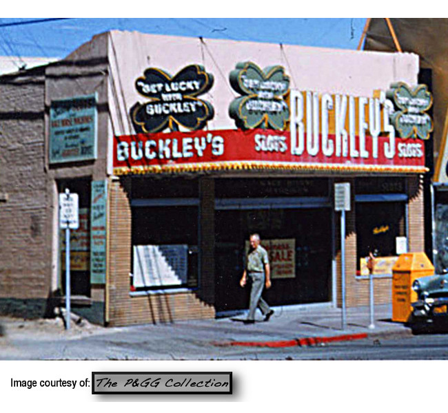 Buckley's Las Vegas, NV