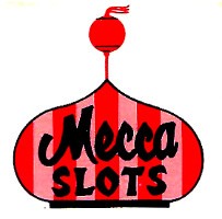 Mecca Slots at 20 Fremont Street in Las Vegas 1973