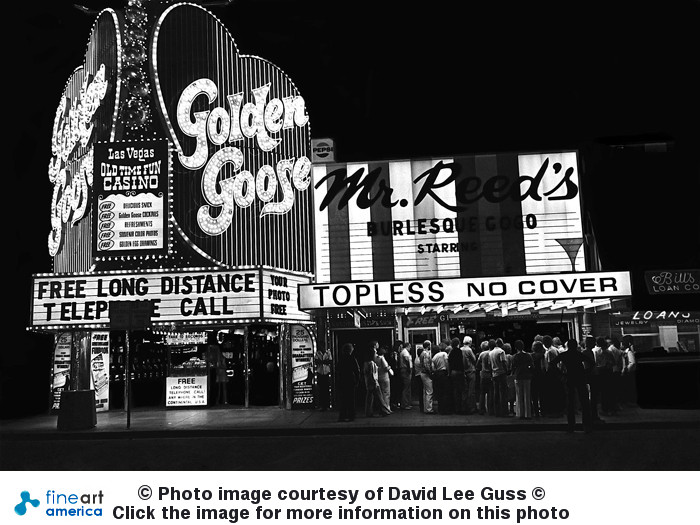 Film Noir William Talman The City That Never Sleeps 1953 1 Golden Goose and mr. Reed's Las Vegas 1979